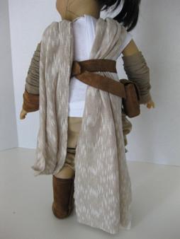 Star Wars Costume For American Girl Dolls