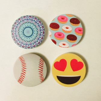Pop Sockets For Your Phone - Set of Four