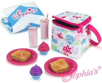 Picnic Lunch Set For Your American Girl Doll