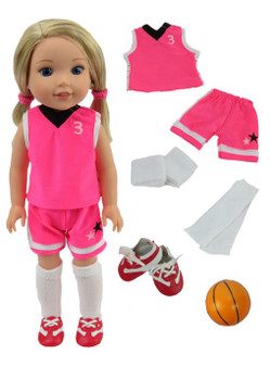 Basketball Uniform For Wellies