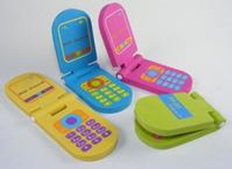 Clearance - Doll Cell Phone - Yellow