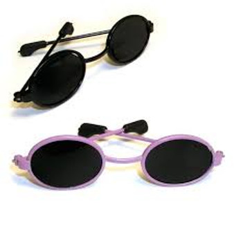 Black Tinted Sunglasses fits 18 inch American Girl Dolls