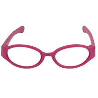 Hot Pink Eyeglasses for 18 inch American Girl Dolls