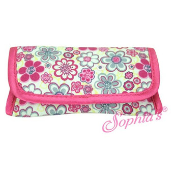 Flower Eyeglass Case for 18 inch Doll Glasses