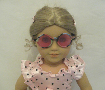 Rainbow Sunglasses for American Girl Dolls
