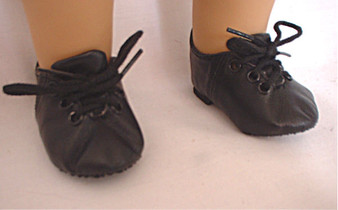 Jazz Dance Shoes for 18 inch Dolls like American Girl Dolls