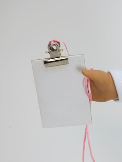 Doll Clipboard