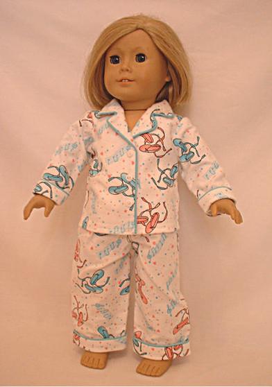 Ballerina Pajamas