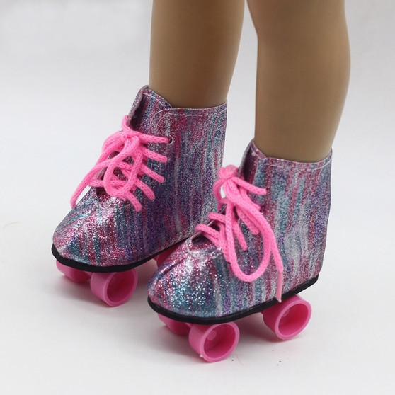Roller Skates For American Girl Dolls.