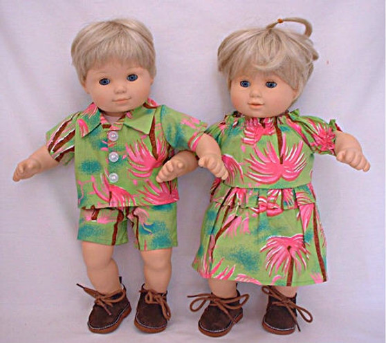 15 inch Bitty Twins Outfit