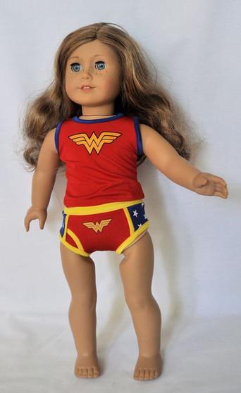 Wonder Superhero Underwear Set