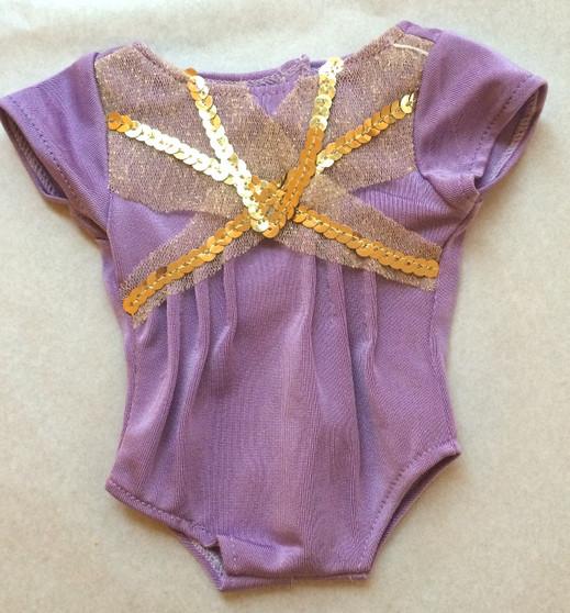 Purple Isabelle Leotard
