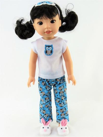 Hoot Pajamas For Wellies