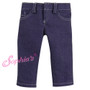 Purple Skinny Jeans for 18 inch Dolls