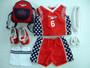 Basketball Set For 18 Inch American Girl Dolls
