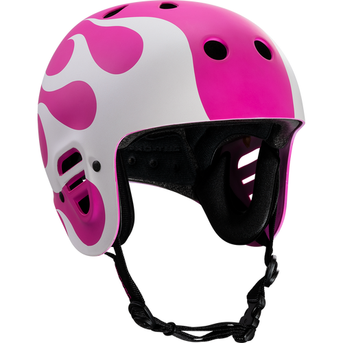 Protec Full Cut CPSC Gonz Pink/White
