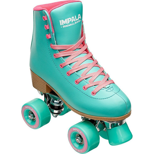 Impala Quad Roller Skates Aqua