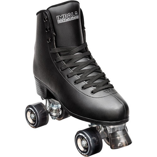 Impala Quad Roller Skates Black