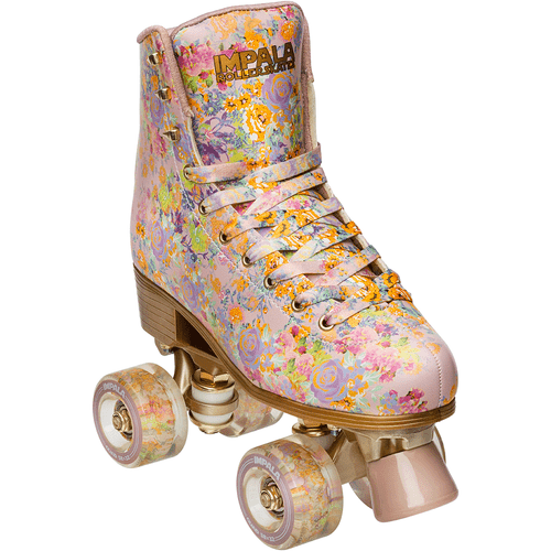 Impala Quad Roller Skates Cynthia Floral