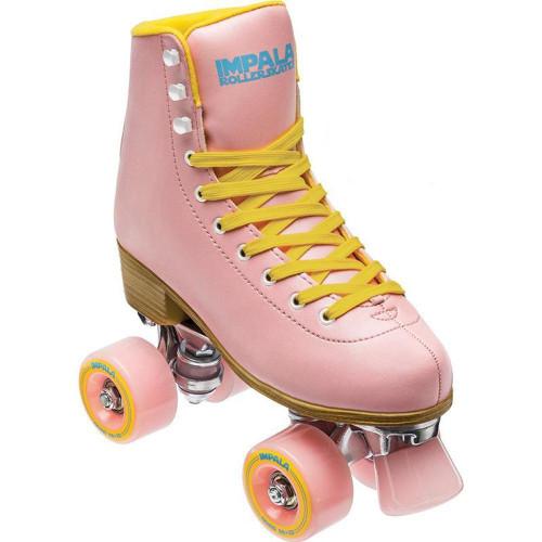 Impala Quad Roller Skates Pink