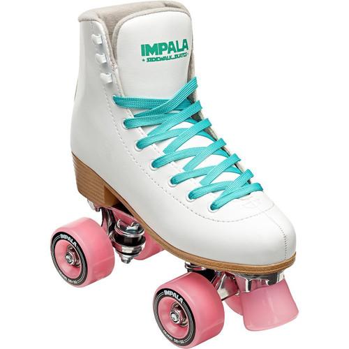 Impala Quad Skates White