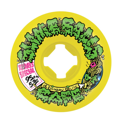 Slime Ball Double Take Cafe 53mm 95a
