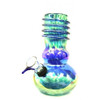 6 inch Soft Glass Water Pipe Bong - Assorted Styles and Colors