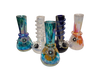 6 inch Soft Glass Water Pipe Bong Assorted Styles and Colors