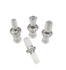 Glass on Glass Connector 18M to 14F