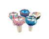 18mm Color Glass on Glass Bowl