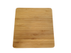 7 inch by 7.5 inch Bamboo Rolling Tray Box Set  with Dab Mat, 3 Wax Containers, Dab Tool and Magnetic Seal - TOP