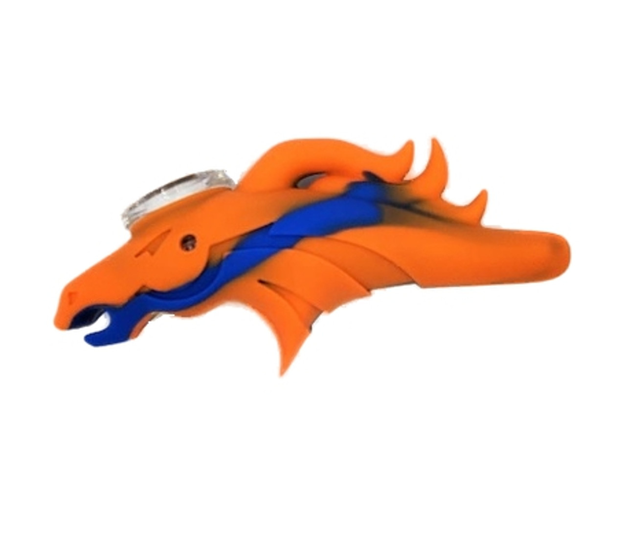 Silicone Broncos Pipe
