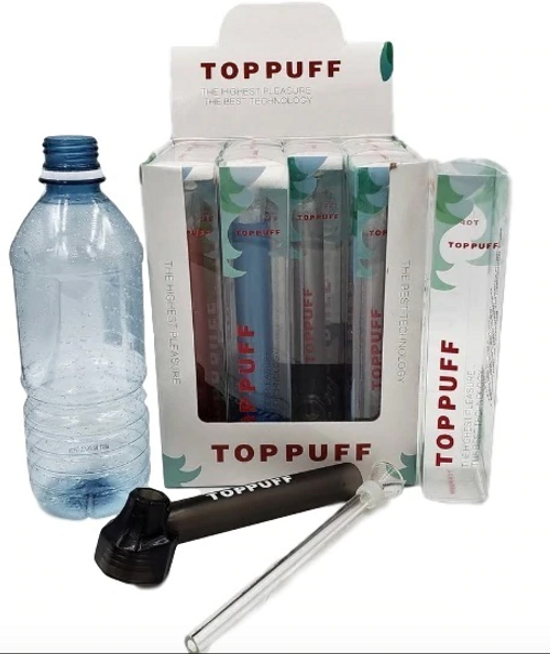 Top Puff Portable Water Pipes