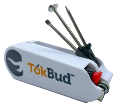TōkBud™ Ultimate Smoker Utility Tool | Assorted Colors