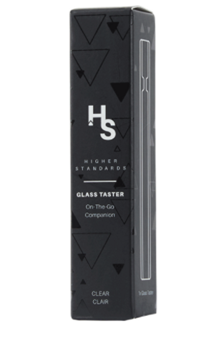 Higher Standards - Glass Taster - Frosted Box