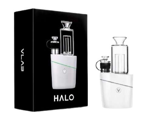 Halo Electric Rig White with Box