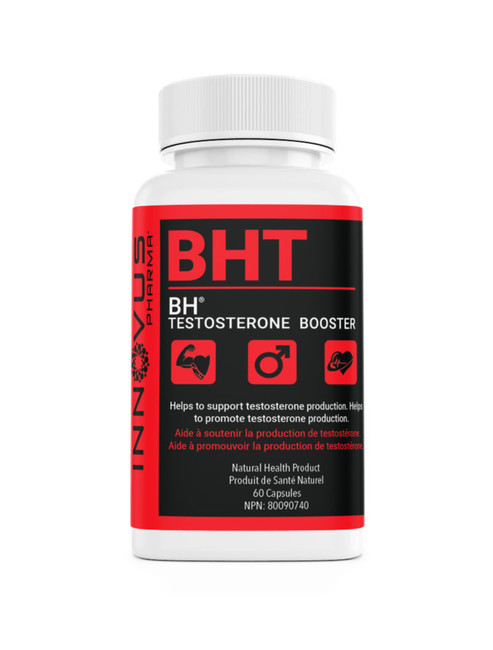 Beyond Human Testosterone Booster (BHT™) Supplement