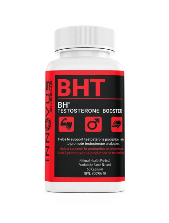 Beyond Human Testosterone Booster (BHT™) Supplement