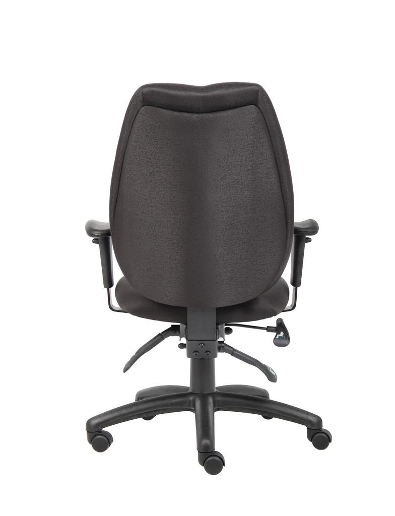 Boss Black High Back Task Chair
