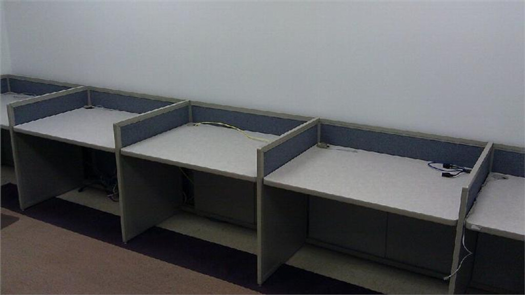 Used Telemarketing Stations