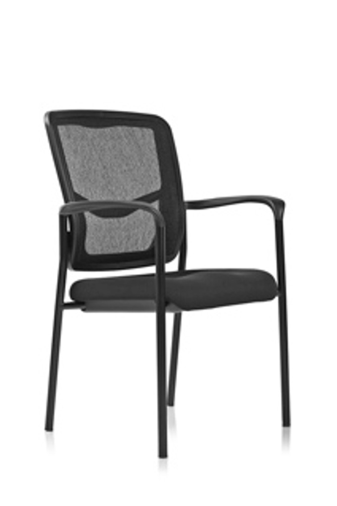 Milan Ultra Mesh Mid-Back Guest Chair