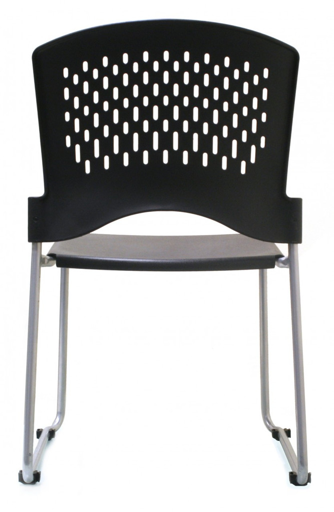 Monaco Sled Base Stacking Chair