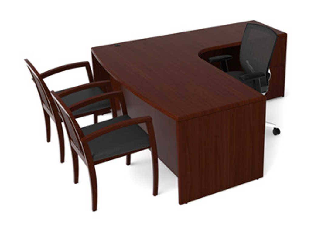 Cherryman Ruby L-Desk