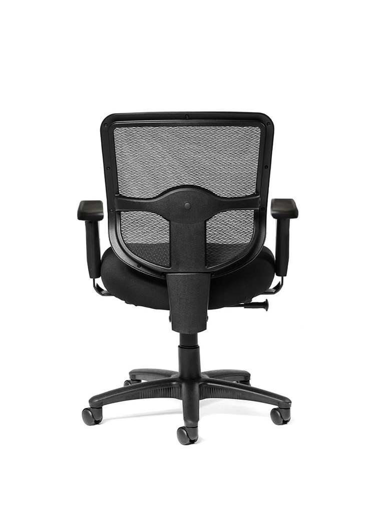 Capri Value Mesh Mid-Back Task Chair