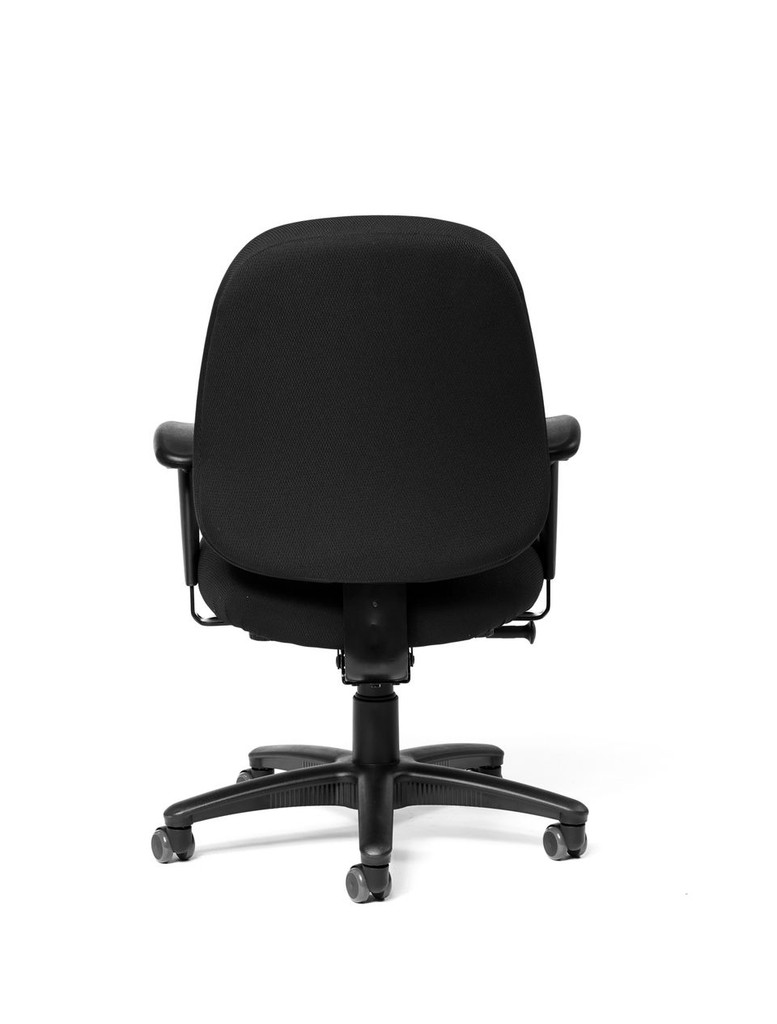 Madrid Mid-Back Fully Upholstered Task Chair