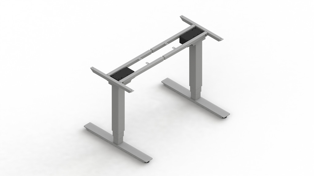 ERGOFLEX Electric Height and Width Adjustable Frame