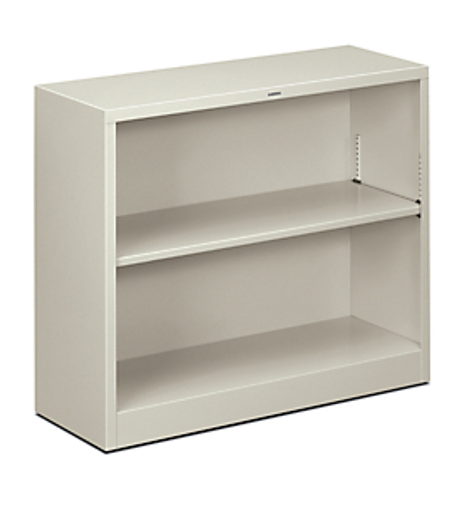 Hon Brigade 2-Shelf Bookcase