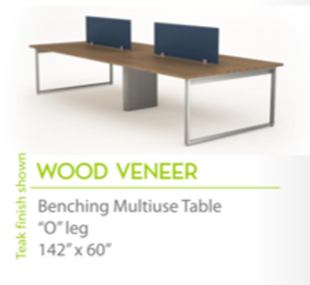 """Wood Veneer 142"""" x60""""-Straight Edges"""