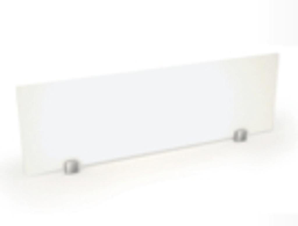 "White Translucid Finish Glass 51"" (translucent white)"
