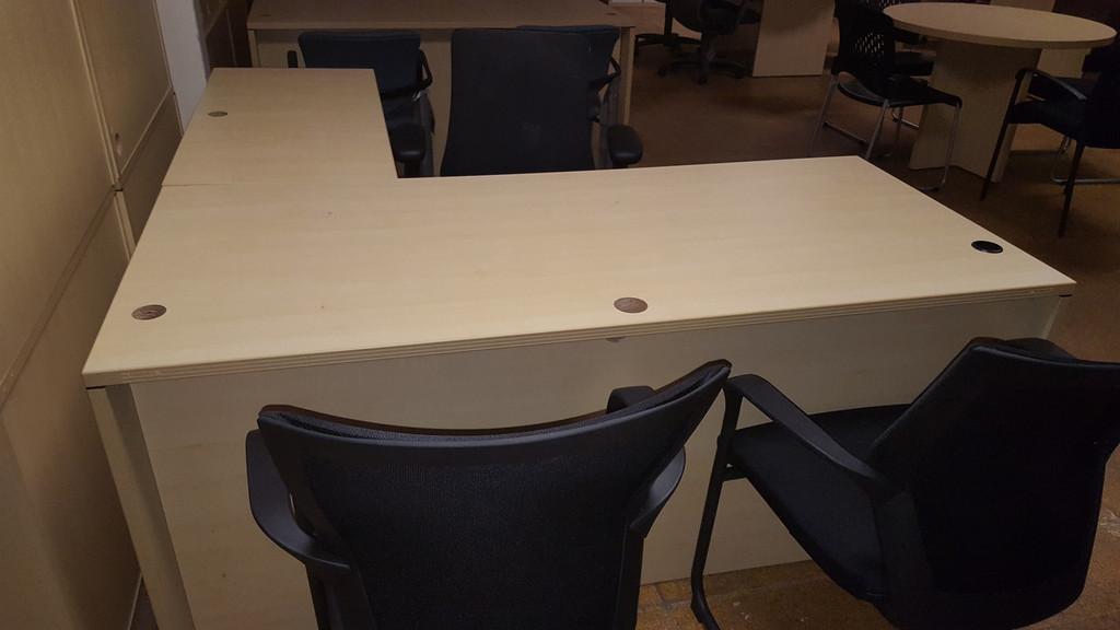 L shape office desk, L shape office desks